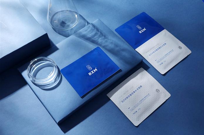 BZM玻尿酸补水面膜 肌肤喝饱水、清透弹润