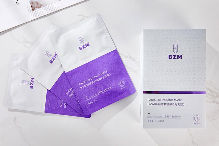 BZM臻颜修护面膜效果如何 让每寸肌肤光泽水润
